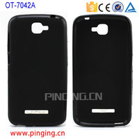 for Alcatel One Touch Pop C7 7042a tpu case, soft tpu back cover case for Alcatel One Touch Pop C7 7042a
