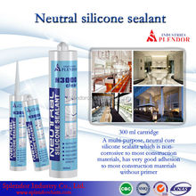 Neutral Silicone Sealant supplier/ silicone sealant for laminated wood/ silicone sealant for concrete joints