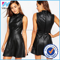 clothing manufacture dress in leather picture of mature women with dress