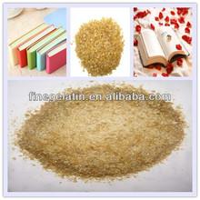 hot glue gelatin/industrial gelatin and bone blue product