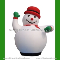 Inflatable Christmas display/animated display Christmas/Advertising Inflatable cartoon
