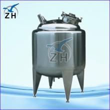 food grade galvanized water pressure tank