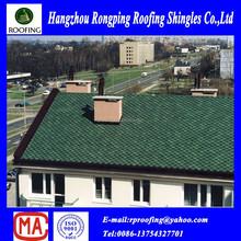 low price mosaic fiberglass asphalt roofing tiles in China