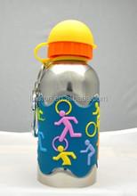 500 ml 250 ml - 1000 ml de aluminio red bull botella de agua, botella de los deportes