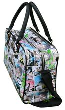 fashion travelling canvas handbag 2012, directly supplied by chinese manufacturer