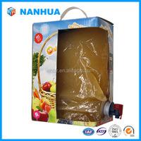 Bag in box liner pull ring valve ,edible oil bag valve