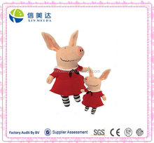 10'' Cute pig stuffed animal