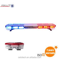 MULTIVOLTAGE lightbar security car lightbar emergency vehicle warning lights cheap led emergency lights