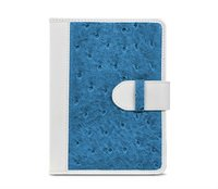 Ostrich pattern amazon new kindle touch case