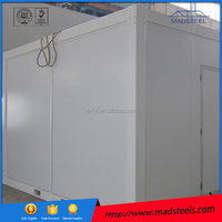 Mature technology Simple installation Safe and dependable container house