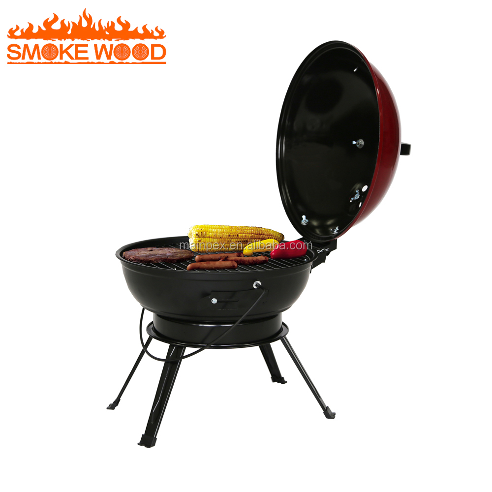 17.5 Pouce Table Grill Intérieur Cuisine Barbecue À Gaz Grill