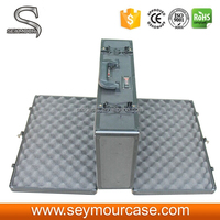 OEM Double Case For Led Torches Customized Torch Aluminum Case