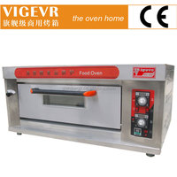 industrial small Gas Food Oven commercial bakery gas oven