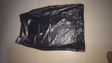 PE manufacture waste plastic bag for garbage