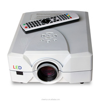 hd projector support 720p 1080p 3D movies with 2200 lumens brightness