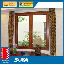 European solid wood aluminium window aluminium composite window