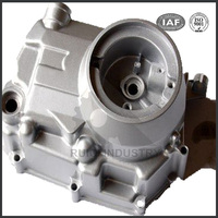 Customized as drawing of reverse gear box for motorcycle