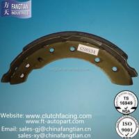 Good Quality Brake Shoe GS8534 For Iran Market
