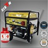 Alibaba China Natural LPG Biogas Gas Generator Prices, 5kw Small Gas Engine Natural Nature LPG Biogas Electric Gas Generator