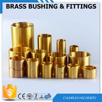 machine part bearing bushing turned part bearing bushing machining bearing bushing