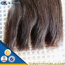 100% human hair black color body wave middle part brazilian lace closure 5x5