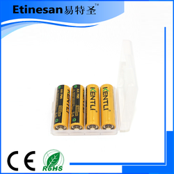 Working voltage 1.5V/3.7V lithium ion battery for power supply