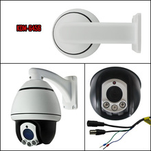 New Arrival High Quality 10X Samsung Intelligent IR High Speed Dome PTZ Camera