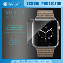MOCOll Brand New Trending Hot Products Luxury Packaging For Apple Time Watch Premium Tempered Glass Screen Protector