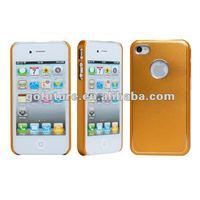 2012 golden plant waterproof case for iphone 4
