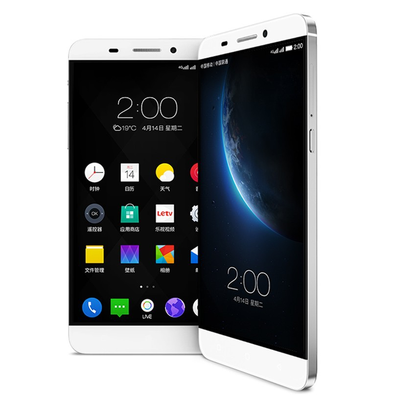 new letv le 1 x600 mobile phone 4gb 16gb dual sim 4g lte. Black Bedroom Furniture Sets. Home Design Ideas