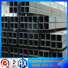 JIS G3466 cold rolled low carbon steel strips/pipe rates/rectangle steel for outdoor use size 25 x 70 mm