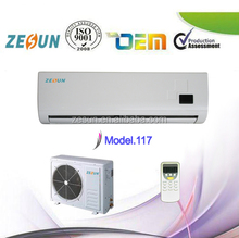 Air Conditioner R410A 110V 60Hz Split AC Wall Mounted Air Conditioner