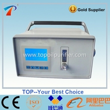Dew point tester/Imported alumina or polymer film capacitive dew point sensor