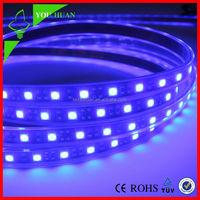 R/G/B/Y/W/RGB option IP65 SMD 5050 Flexible LED Strip Light