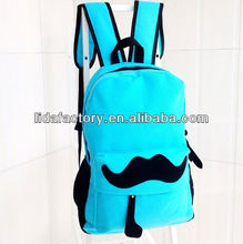 2014 new design canvas backpack bags miami wholesale handbags