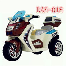 Deaosi battery charged toy motorcycle,radio control motorcycle,small motor bike with light