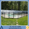 Removable Salable Black Metal Fence/Safety Fence/Aluminium Fence For Farm