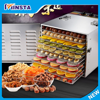 Hot sell in USA Dried meal kitchen machine, food drying machine, dehydrator, fast food health fruit dryer dryer