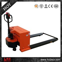 3T passed CE AC battery powered mini new china madesemi electric Warp Beam Pallet Truck for sale