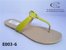 Hot selling fashion women shoes cheap goods from china ladies sandals with beautiful diamond decoration