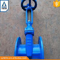 2015 TKFM flange connection 6 inch water gate valve