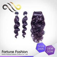 Best selling products 2015 wholesale loose wave cheap and high quality 100 human hair extensions