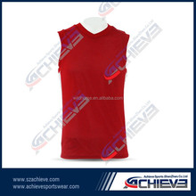 red basketball jersey uniform european usa basketball shirt college youth basketball jerseys