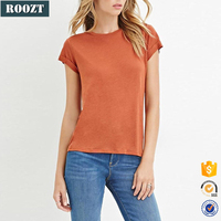 Short Sleeve Slim Fit Clothing Fashion 2016 Women Casual Tshirt