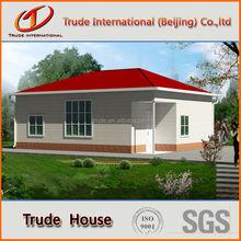 Hot sale prefabricated villa