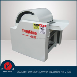 recycling of leftovers pads machine can reduce waste of production