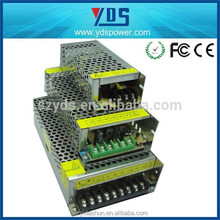 Consumer Electronics High reliability 150W 5V ac/dc switching power supply passed CE FCC RoH