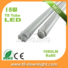 SMD2835 4000k tuv led t8 tube Inductance type ballast compatible