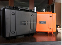 Professional IP67 Hard plastic durable laptop equipment case with foam