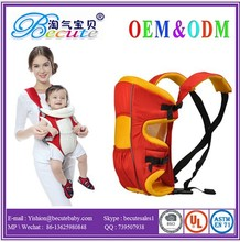 Hot selling Eco-friendly Raw Material baby carrier